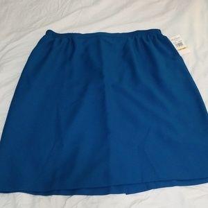Alfredo Dunner Women's Skirt. Size 24W New